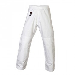Ju- Sports Element Hose Weiss Slim Cut