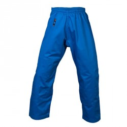 Ju- Sports Element Hose Blau Regular Cut Kids