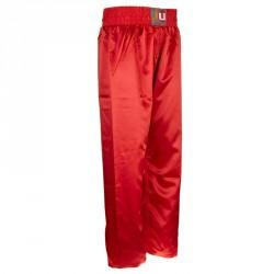 Ju- Sports Kickboxhose Uni Rot