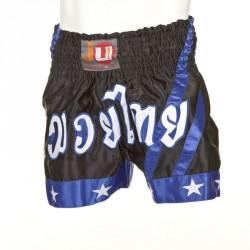 Ju- Sports Thaiboxhose Blue Tone