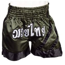 Ju- Sports Thaiboxhose Oliv