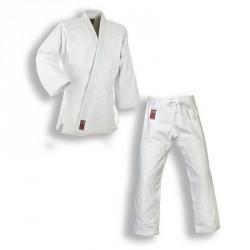 Ju- Sports Judoanzug Akita Weiss Kids