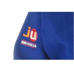 Ju- Sports Ju Jutsu Anzug Brasilia Blau