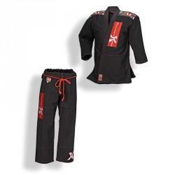 Ju- Sports Ju Jitsu Anzug Black Pearl