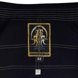 Ju- Sports BJJ Kimono Pearl Competition Superlight Black