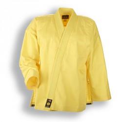 Ju- Sports Element Jacke Gelb Regular Cut