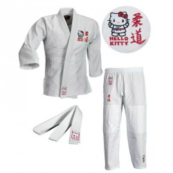 Hello Kitty Judo Anzug To Start Kids