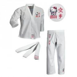 Hello Kitty Karate Anzug Kids