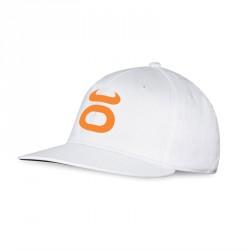 Abverkauf Tenacity Cap white orange