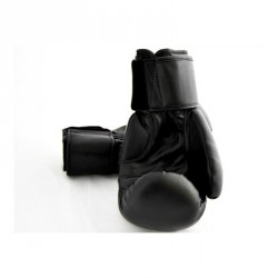 Phoenix Boxhandschuhe Kunstleder schwarz