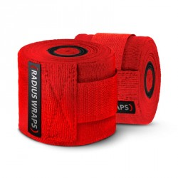 Abverkauf Radius Wraps Bandage 3.00m red