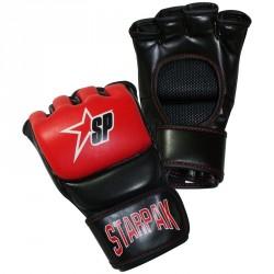 Abverkauf Starpak MMA Open Hand Sparring Glove Leather PU