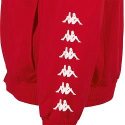 Abverkauf Kappa Till Tracksuit Racing Red