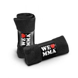 ABVERKAUF WE LOVE MMA Handtuch