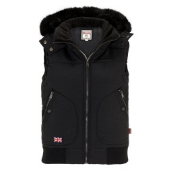 Lonsdale Ladies Wintervest Ansty