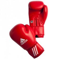 Adidas Boxhandschuhe AIBA-DBV rot