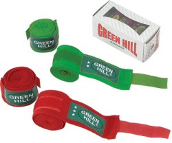 Green Hill Bandagen unelastisch 2,5 m