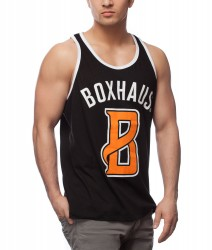 Summersale BOXHAUS Brand KONTRAST TANK TOP 'B'