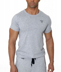 INCEPT basic Shirt grey htr by BOXHAUS Brand