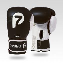 Deal des Monats 7PUNCH Impact Boxhandschuhe Leder black