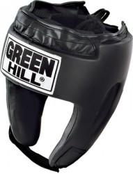 Green Hill Alfa Kopfschutz schwarz