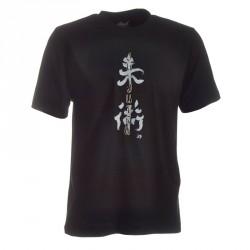 Ju- Sports Ju Jutsu Shirt Classic Schwarz Kids
