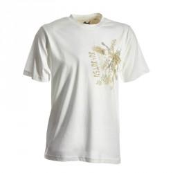 Ju- Sports Ju Jutsu Shirt Trace White