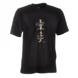 Ju- Sports Karate Shirt Classic Black Kids