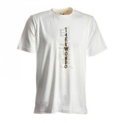 Ju- Sports Taekwondo Shirt Classic Weiss