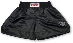 Paffen Sport THAI Trainingsshort 0101 Black