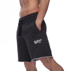 BOXHAUS Brand Sport Short SAIRON black htr