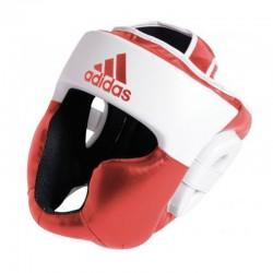 Abverkauf Adidas Response Kopfschutz Rot Weiss