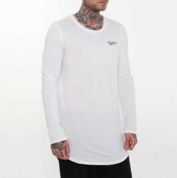 BOXHAUS Brand Sairon Longline white