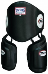 Twins Belly and Lowkick Trainerset skintex