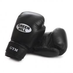 Green Hill GYM Boxhandschuhe BGG-2018 schwarz