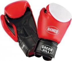 Green Hill HAMED Boxhandschuhe BGH-2036 rot
