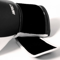 7PUNCH Impact Boxhandschuhe Leder black