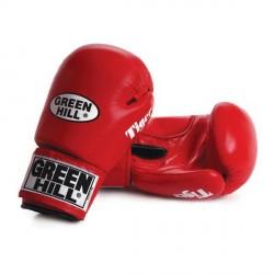 Green Hill TIGER Boxhandschuhe rot