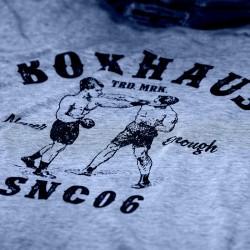 Abverkauf  BOXHAUS Brand Aron T-Shirt Athl. Blue