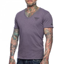 Summersale BOXHAUS Brand Yago V-Neck T-Shirt shark