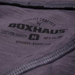 Abverkauf BOXHAUS Brand Yago V-Neck T-Shirt shark