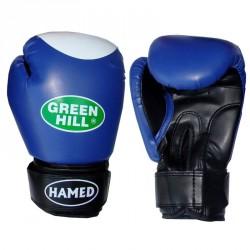 Green Hill HAMED Boxhandschuhe blau Ohne Trefferfläche