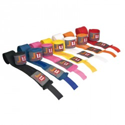 Ju- Sports Boxbandagen 3m Baumwolle Orange