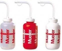 MUELLER Trinkflasche mit Trinkhalm
