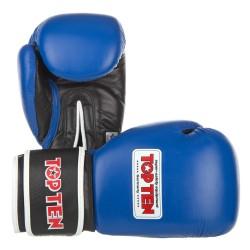 Top Ten Boxhandschuhe Aiba blau